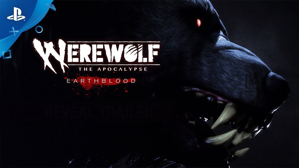 PS4 Werewolf The Apocalypse Earthblood (R2)