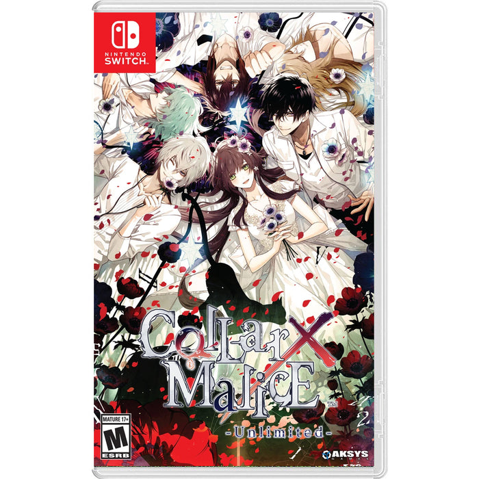 Nintendo Switch Collar X Malice Unlimited (US)