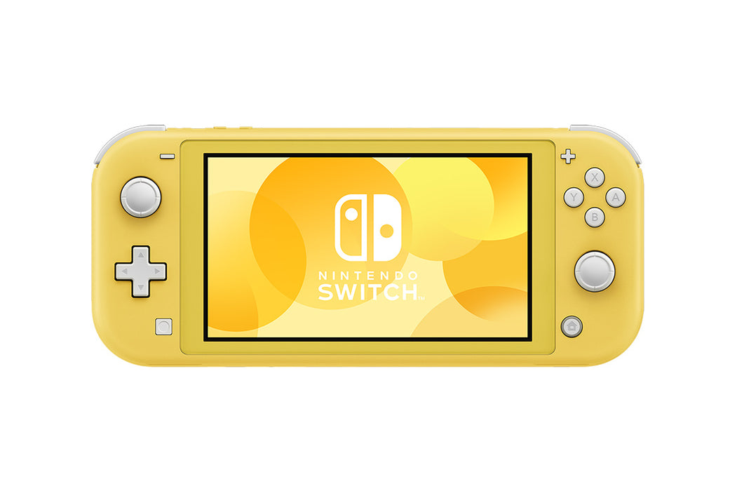 Nintendo Switch Lite (Yellow) [HK]