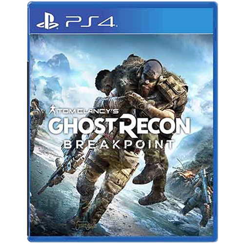 PS4 Tom Clancy's Ghost Recon Breakpoint (R3)