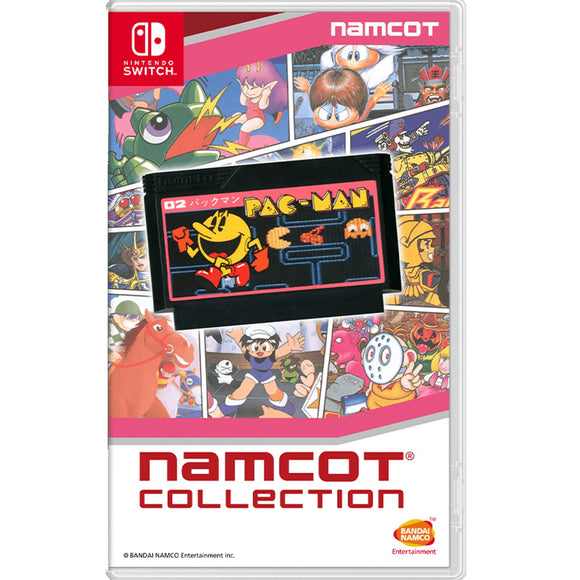 Nintendo Switch Namcot Collection