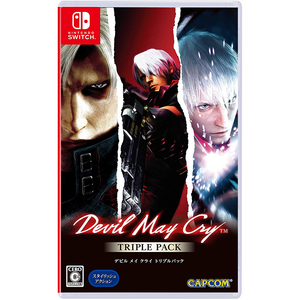 Nintendo Switch Devil May Cry