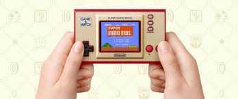 Nintendo Game & Watch New Super Mario Bros Without Adapter (JAP-ENG)