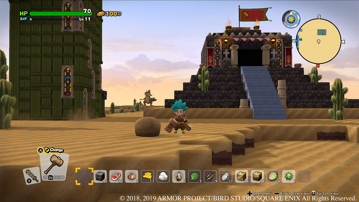 Nintendo Switch Dragon Quest Builders 2 (MDE)
