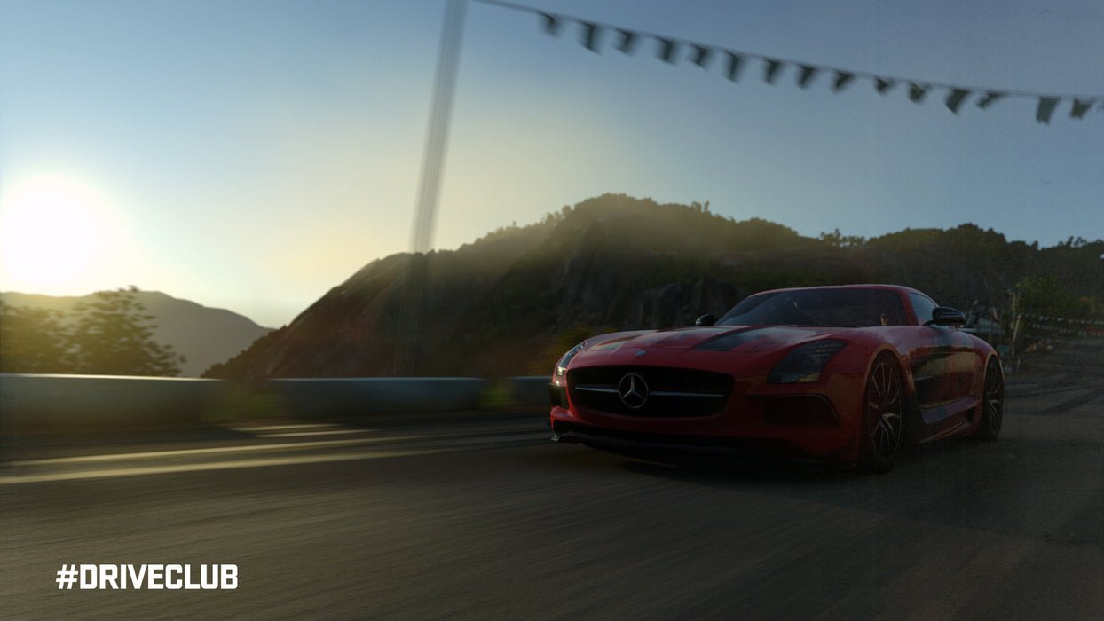 PS4 VR Driveclub (R3)