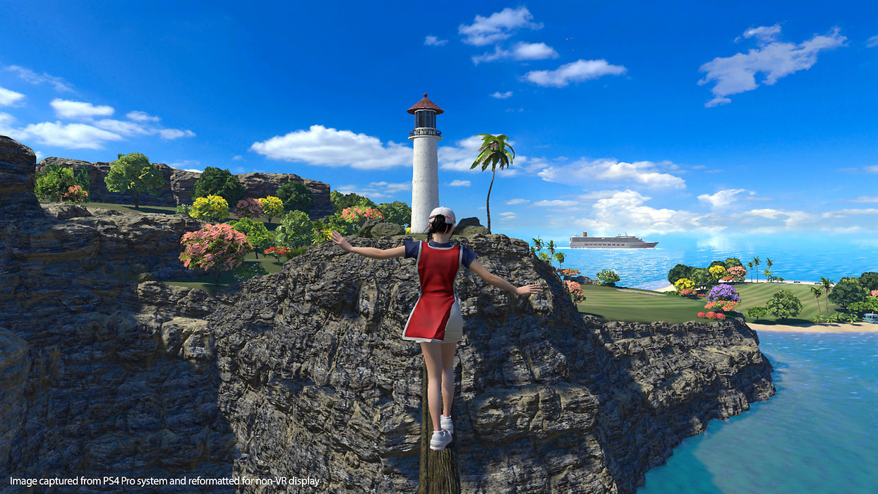 PS4 VR Everybody's Golf (R3)
