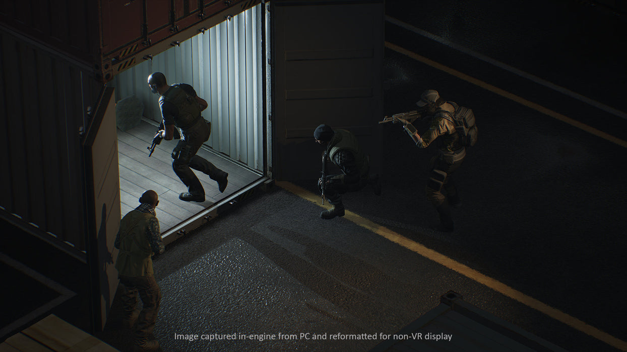 PS4 VR Firewall Zero Hour (R3)