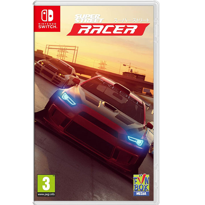 Nintendo Switch Super Street Racer