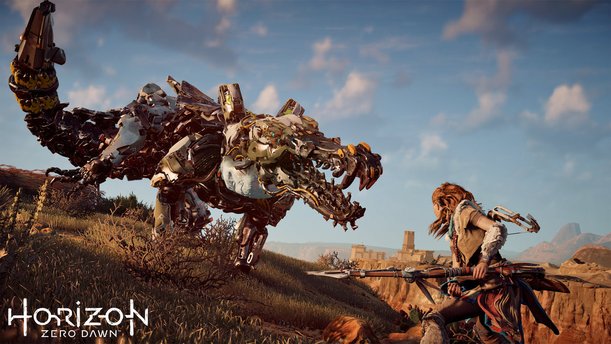 PS4 Hits Horizon Zero Dawn Complete Edition (R3)