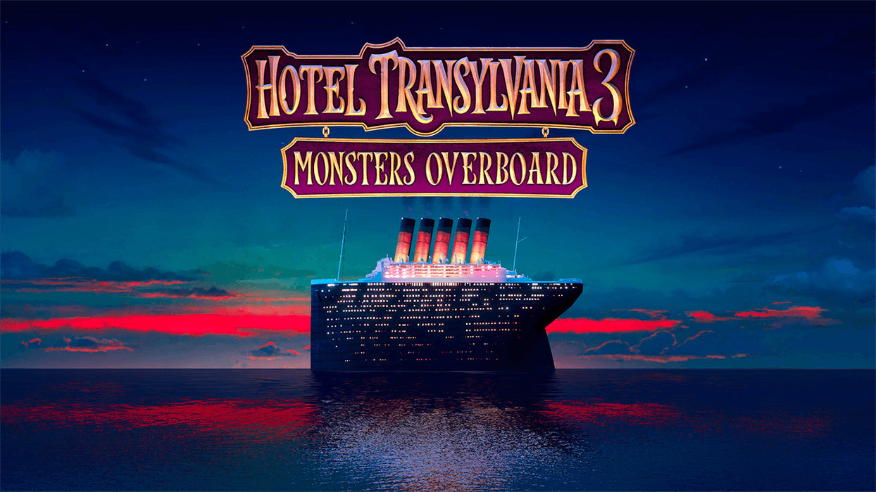 Nintendo Switch Hotel Transylvania 3: Monster Overboard