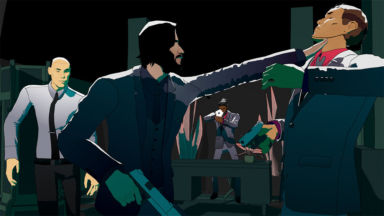 Nintendo Switch John Wick Hex (EU)