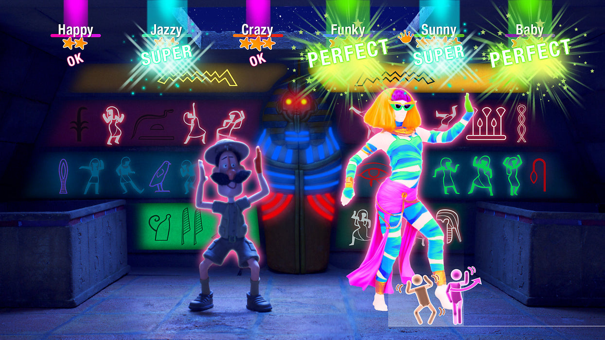 PS4 JUST DANCE 2019 (R3)