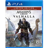 PS4 Assassin's Creed Valhalla [Limited Ed.] (R3) [PRE-ORDER]