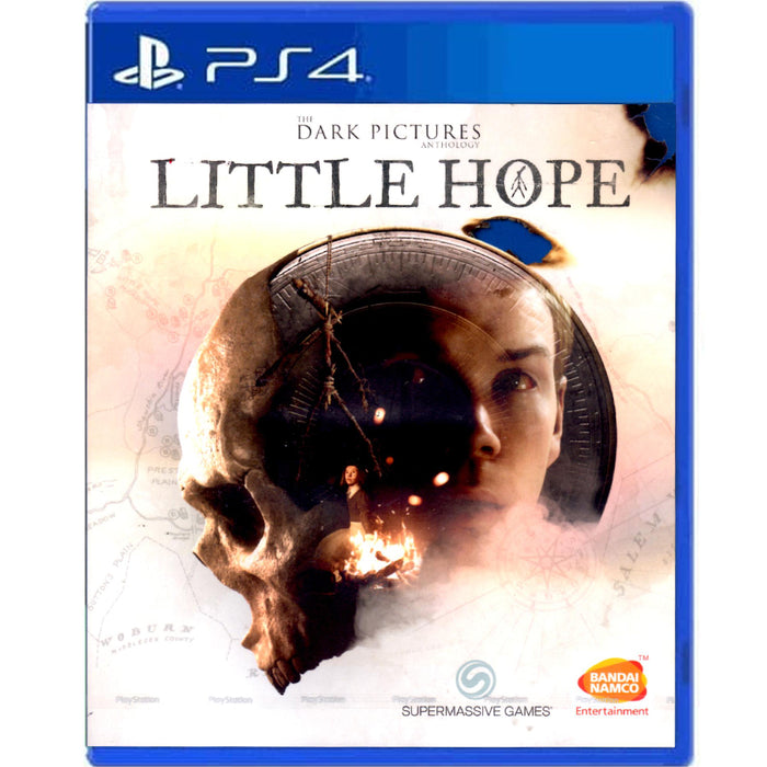 PS4 The Dark Pictures Anthology Little Hope (R3)