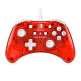 PDP Rock Candy Controller for Nintendo Switch (Stormin Cherry)