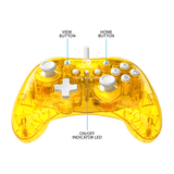 PDP Rock Candy Controller for Nintendo Switch (Pineapple POP)