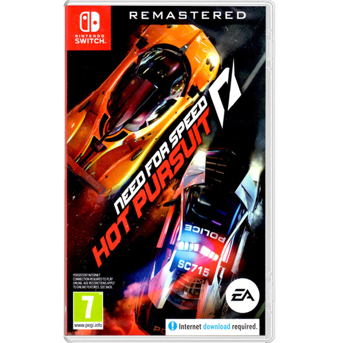 Nintendo Switch Need For Speed hot Pursuit Remastered (EU)