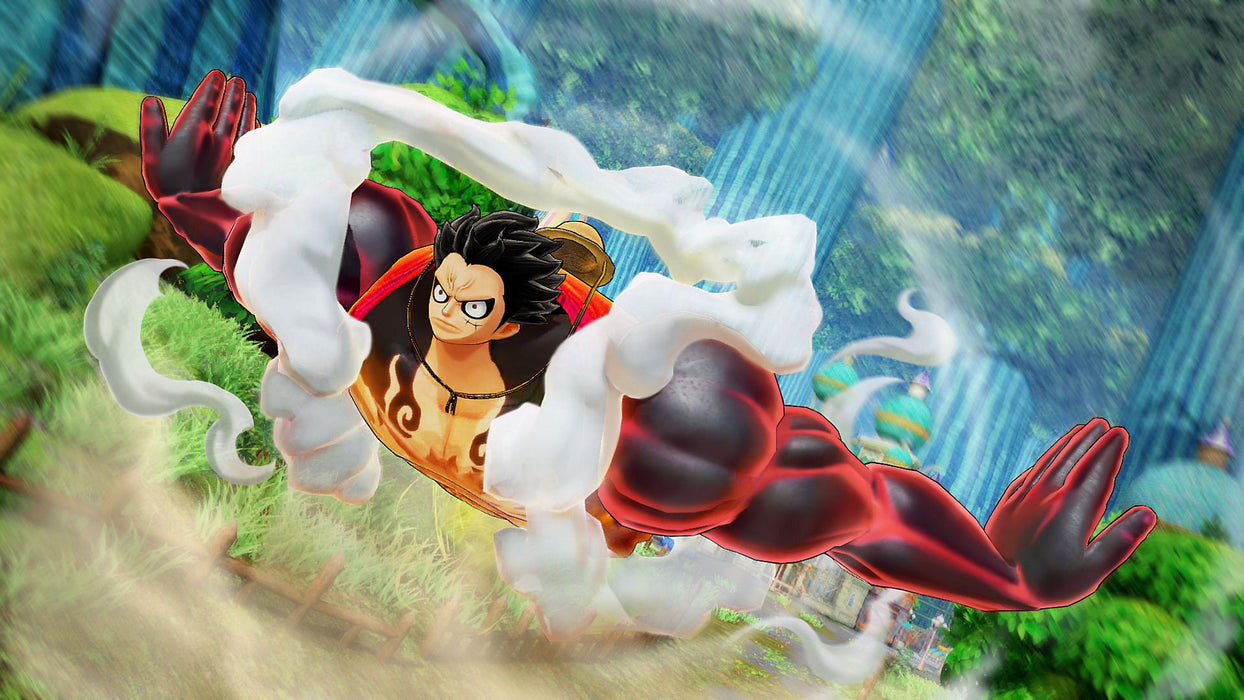 PS4 One Piece Pirate Warriors 4 (R3)