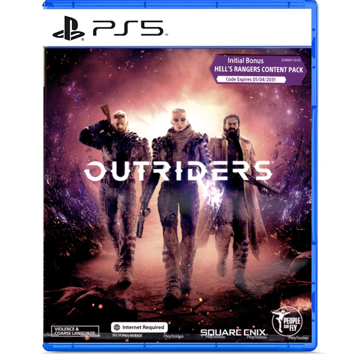PS5 Outriders Standard (R3)