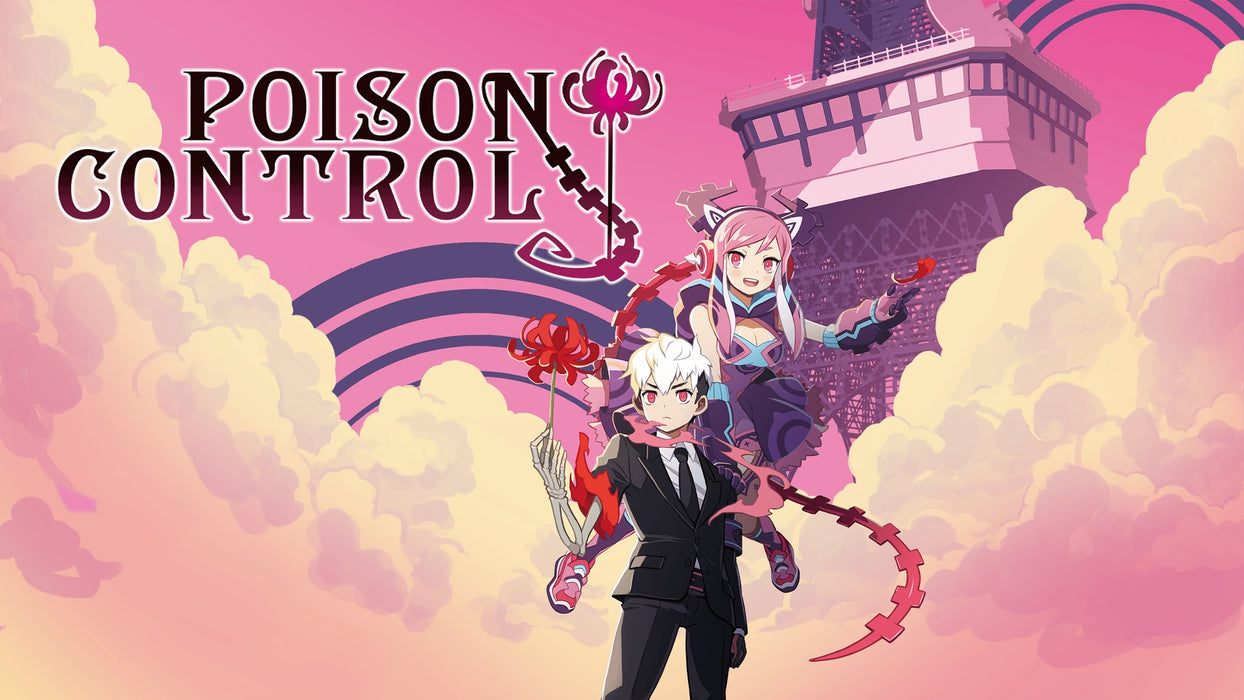 Nintendo Switch Poison Control Contaminated Edition (US)