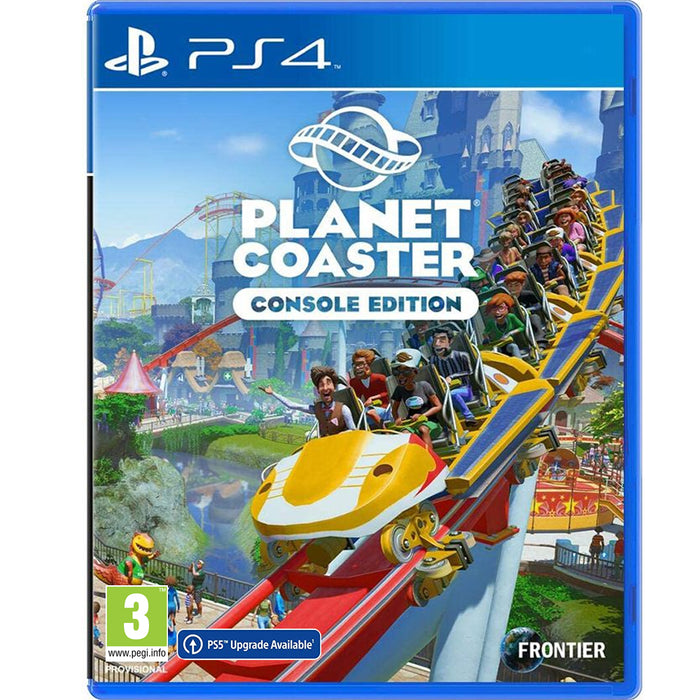PS4 Planet Coaster - Console Edition (R2)