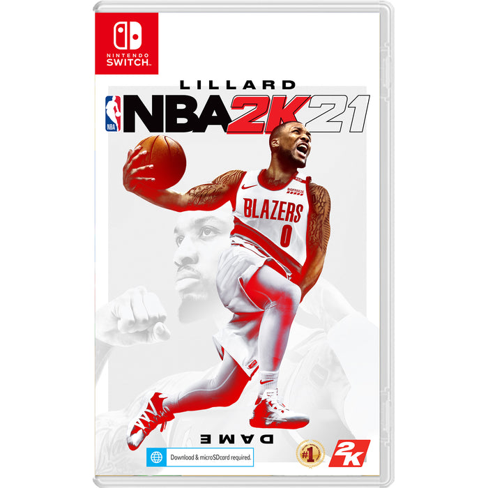 Nintendo Switch NBA 2K21 Standard Edition