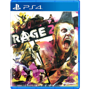 PlayStation 4  Rage 2 (R3)