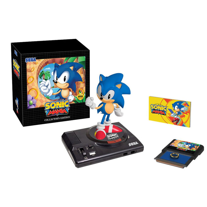 PS4 Sonic Mania Collectors Edition (R1)