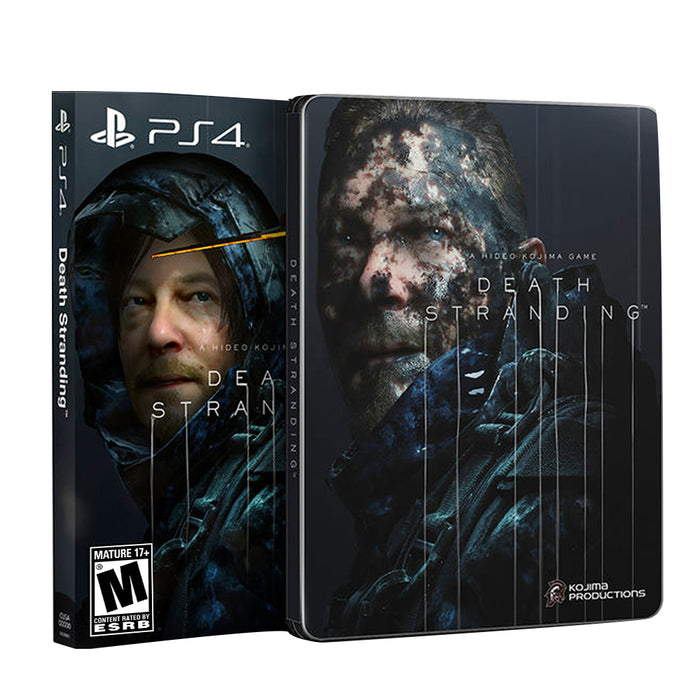 PS4 Death Stranding Special Edition (R3)
