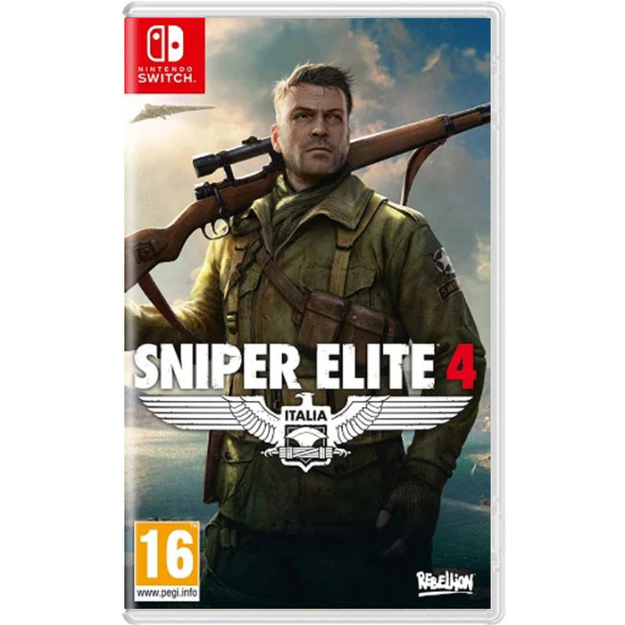 Nintendo Switch Sniper Elite 4 (EU)
