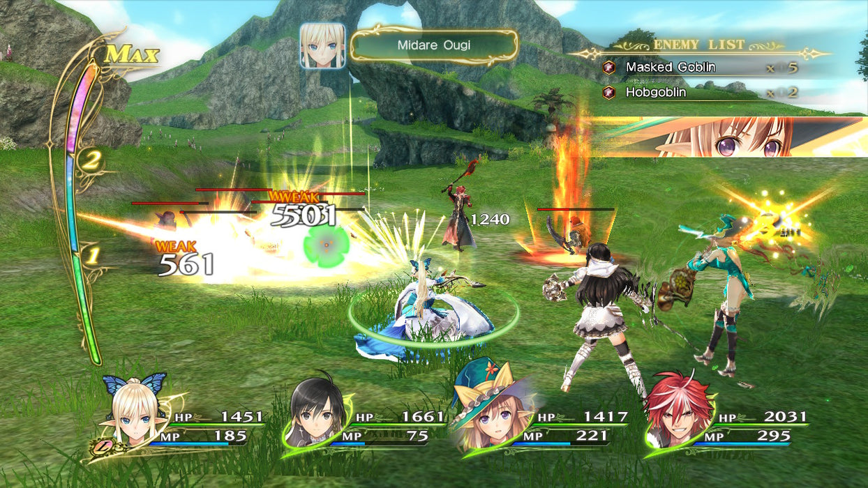 Nintendo Switch Shining Resonance Refrain
