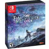 Nintendo Switch Fate / EXTELLA Link - Fleeting Glory Limited Edition