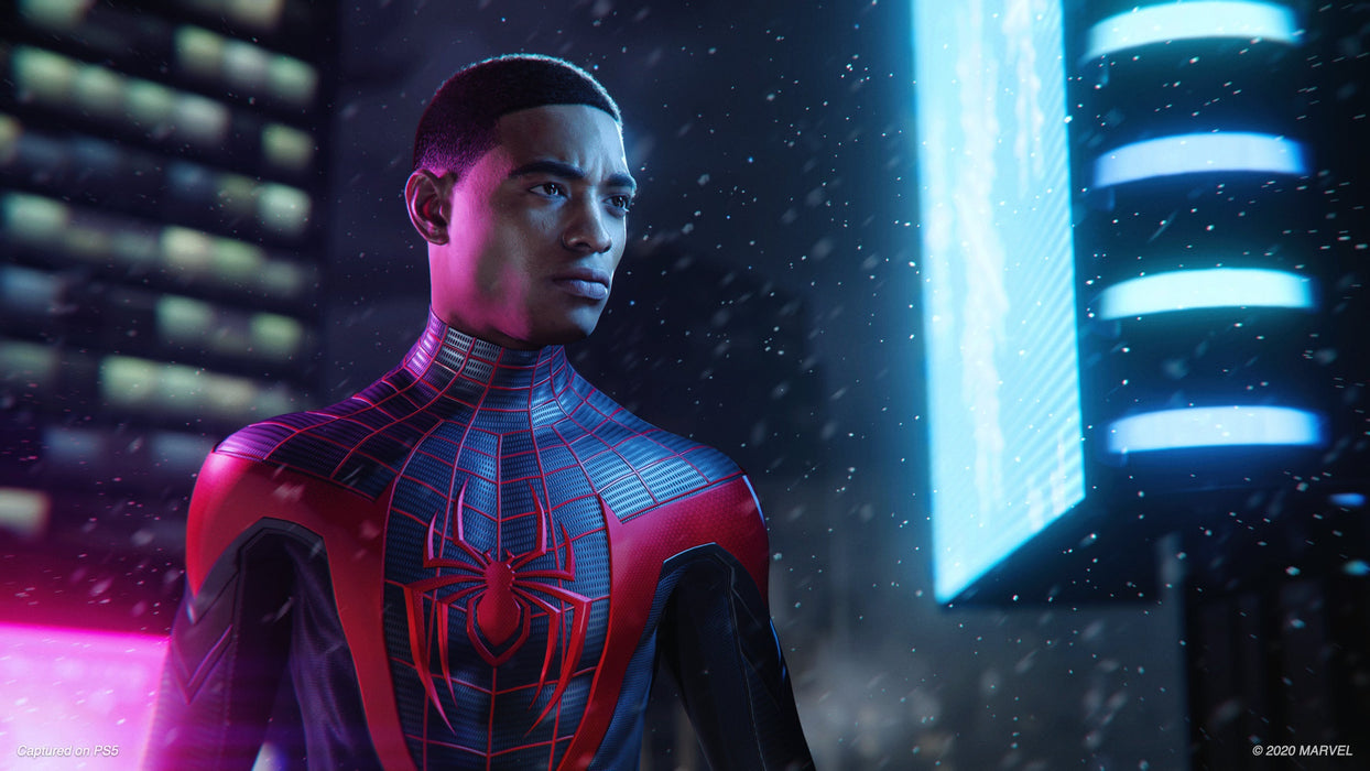 PS4 Marvel's Spider-Man Miles Morales (R3)