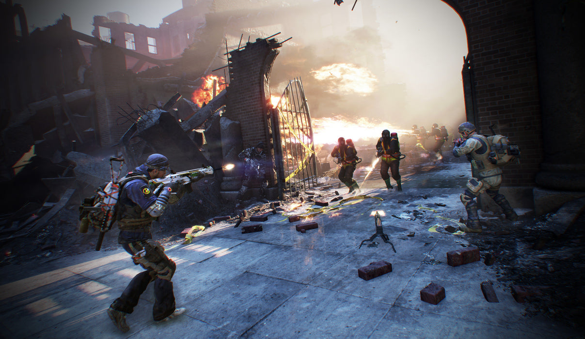 PS4 Hits Tom Clancy's The Division (R3)