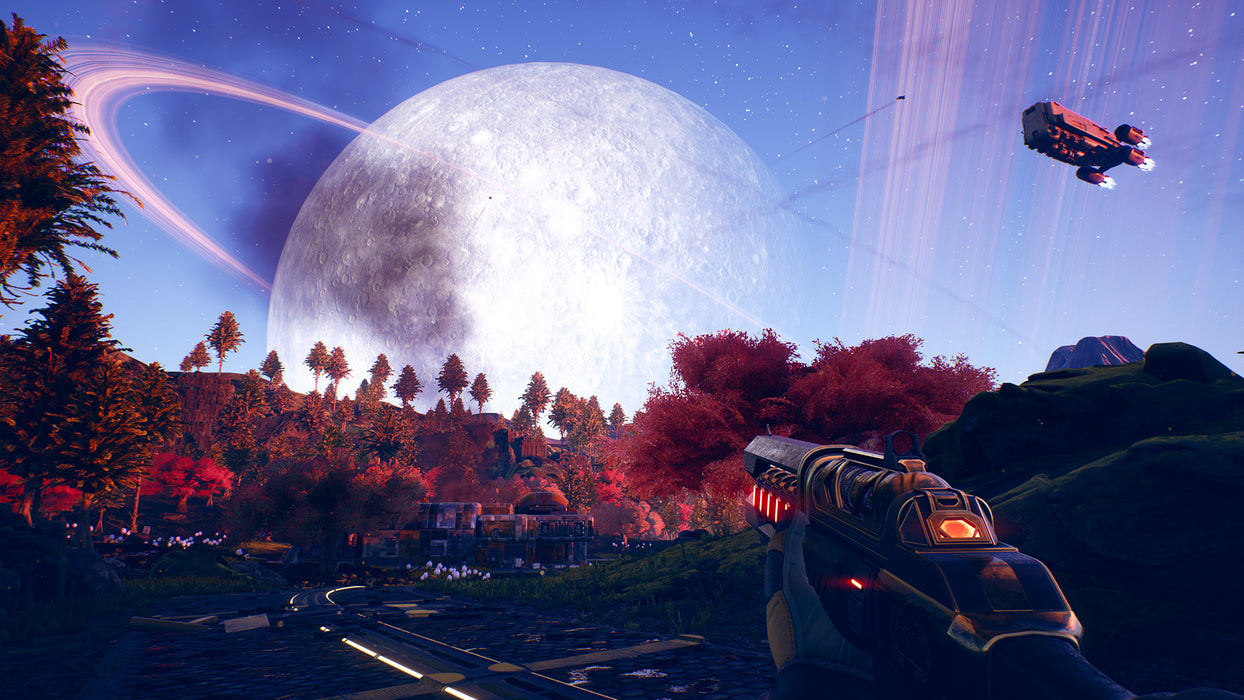 PS4 The Outer Worlds (R3)