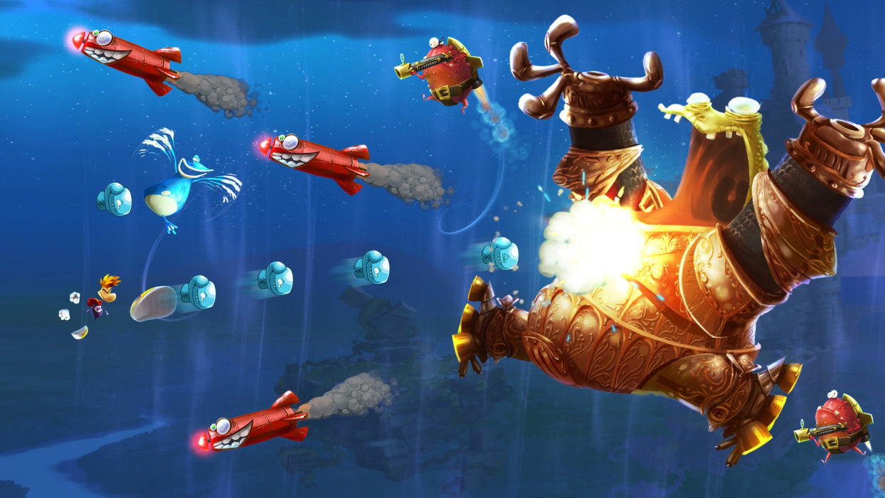 PS4 Hits Rayman® Legends (R3)