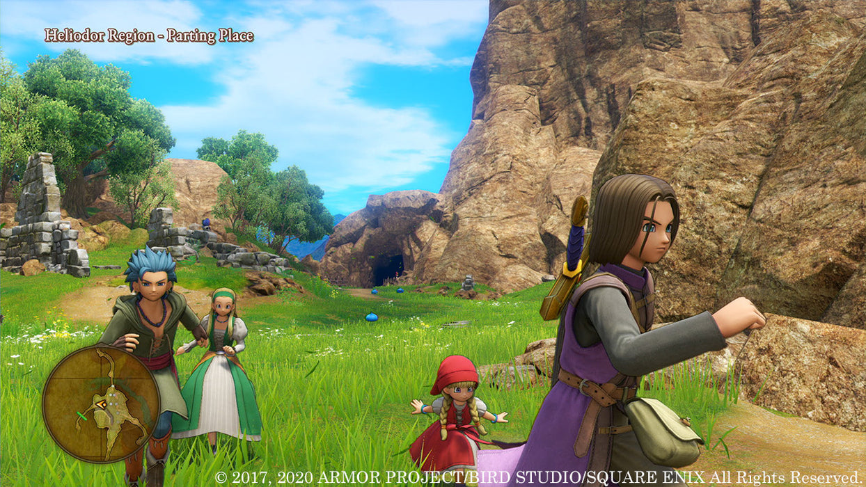 PS4 Dragon Quest XI Echoes of Elusive Age: Definitive Edition (R3)