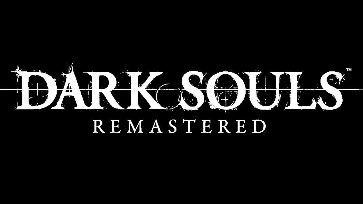 PS4 Dark Souls Remastered (R3)
