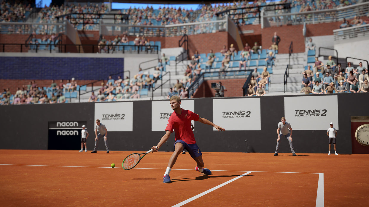 PS4 Tennis World Tour 2 (R2)