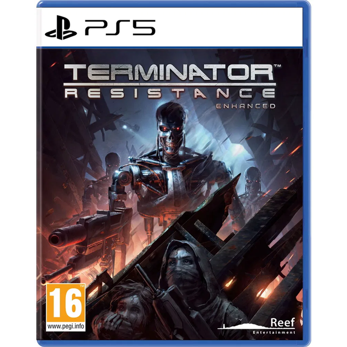 PS5 Terminator Resistance Enhanced (R2)