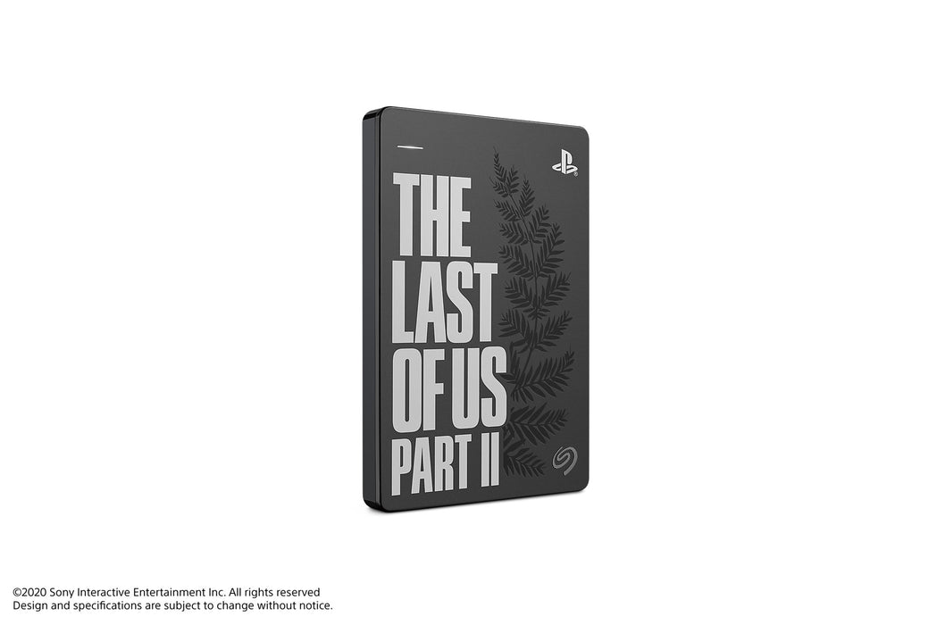 PlayStation®4 SEAGATE The Last of Us Part II Limited Edition Game Drive 2TB