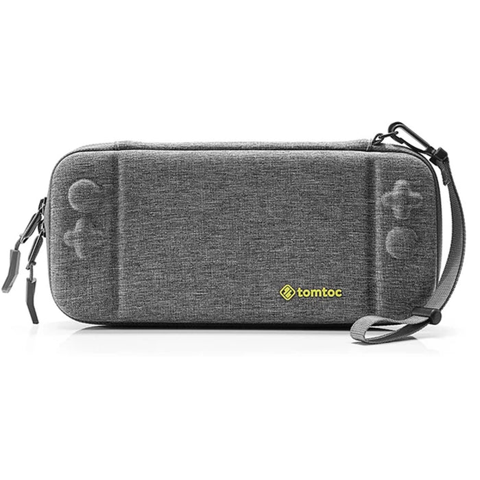 Tomtoc Grip Case for Nintendo Switch - (Matte Gray)