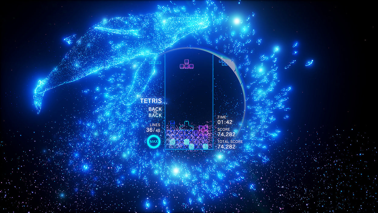PS4 VR Tetris Effect (R3)