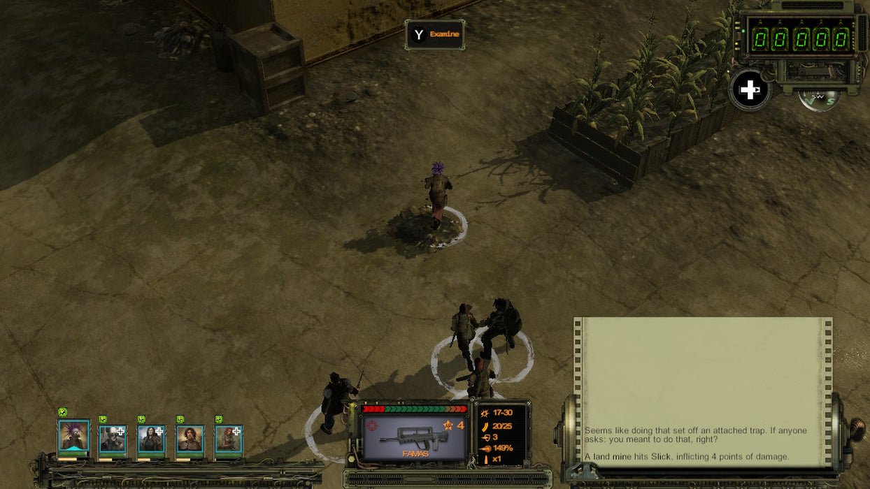 Nintendo Switch Wasteland 2 Director's Cut