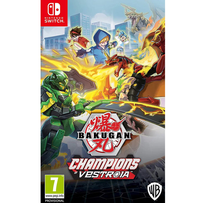 Nintendo Switch Bakugan Champions of Vestroia (EU)