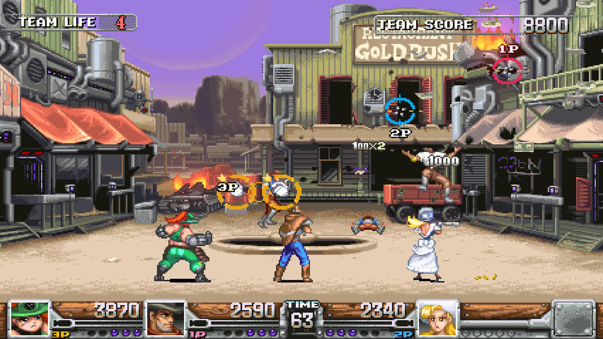 Nintendo Switch Wild Guns Reloaded