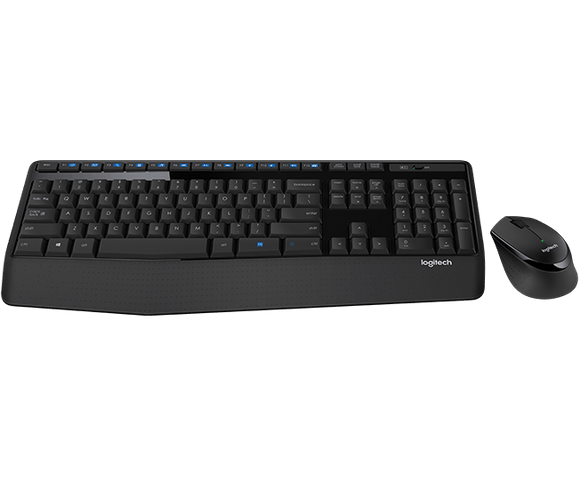 Logitech MK345 Wireless Keyboard & Mouse Combo
