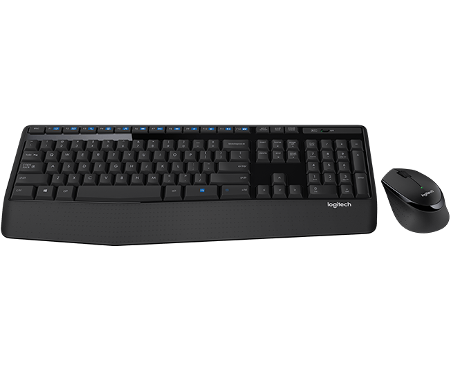 Logitech MK345 Wireless Keyboard and Mouse Combo