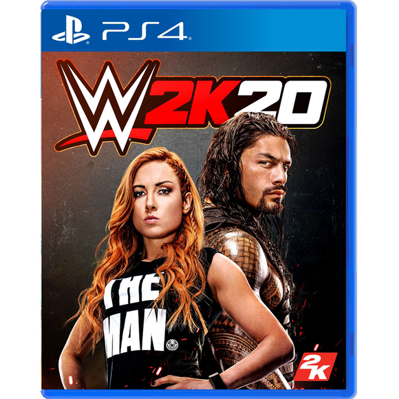 PS4 WWE 2K20 (R3)