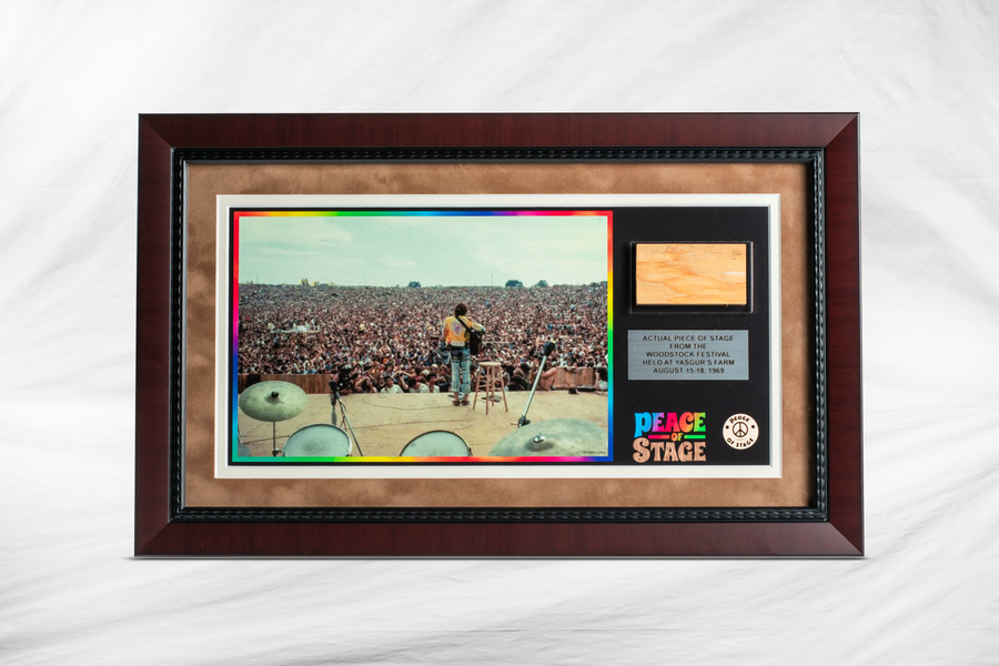 Peace of Stage Treehugger Frame
